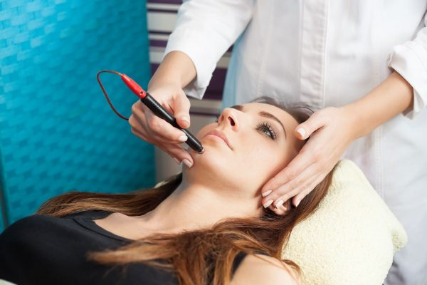 Radio Frequency Skin Tightening Treatment